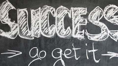 Succes behalen