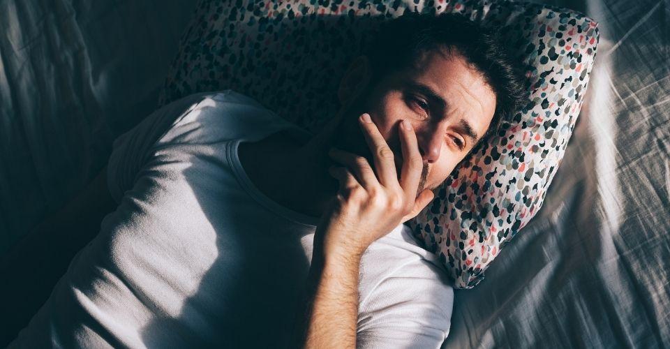 Slapen chronische vermoeidheid