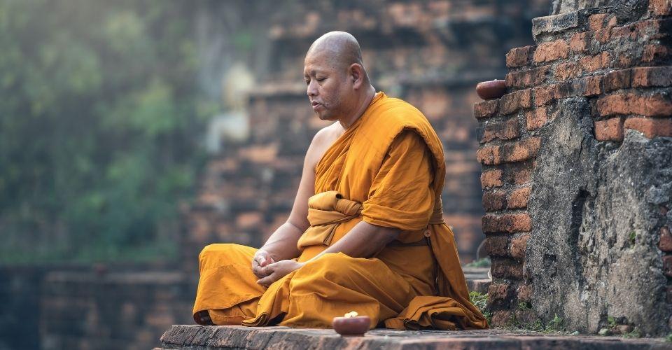 Mindfulness meditatie boeddhisme